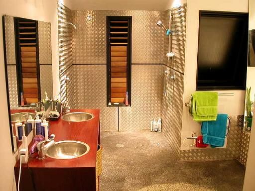 Uitzetlijst badkamer en toilet